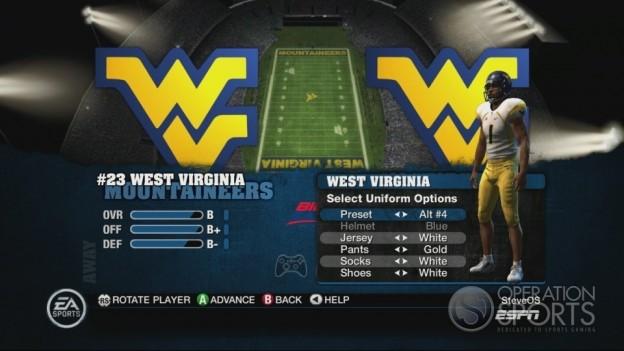 NCAA Football 10 Screenshot #73 for Xbox 360