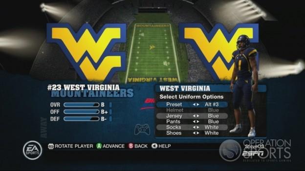 NCAA Football 10 Screenshot #74 for Xbox 360