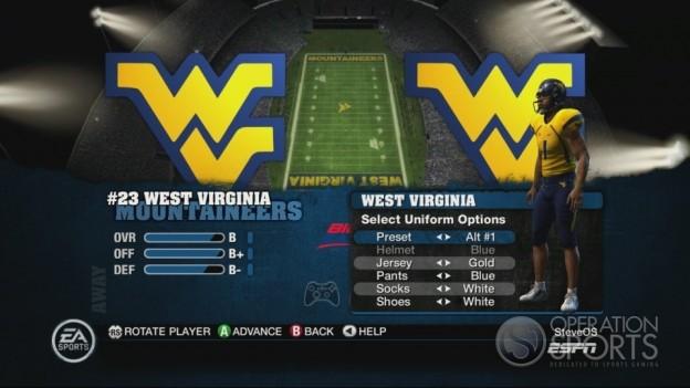 NCAA Football 10 Screenshot #76 for Xbox 360