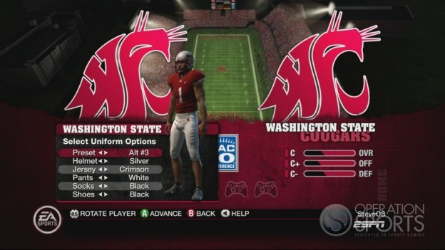 NCAA Football 10 Screenshot #80 for Xbox 360