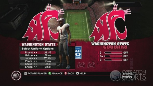 NCAA Football 10 Screenshot #81 for Xbox 360