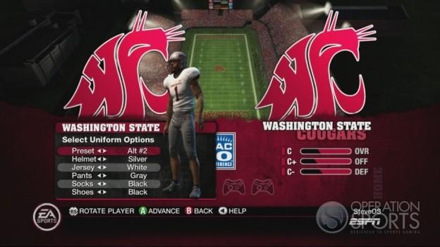 NCAA Football 10 Screenshot #81 for Xbox 360