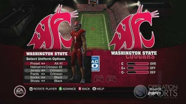 NCAA Football 10 Screenshot #82 for Xbox 360