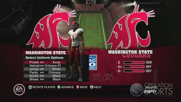 NCAA Football 10 Screenshot #83 for Xbox 360