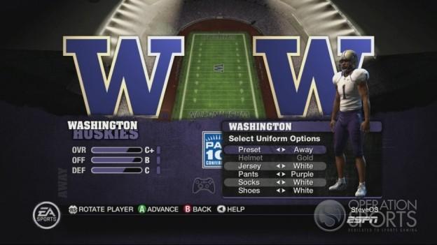 NCAA Football 10 Screenshot #84 for Xbox 360