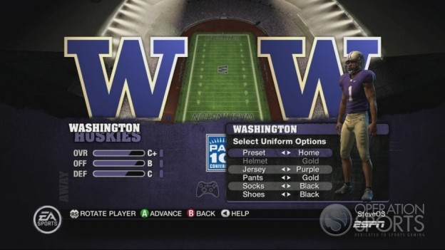 NCAA Football 10 Screenshot #85 for Xbox 360