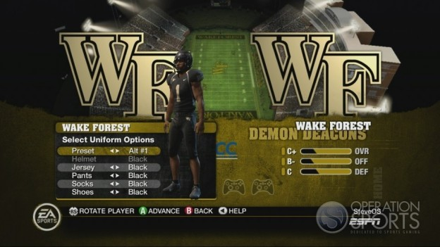 NCAA Football 10 Screenshot #90 for Xbox 360