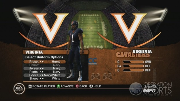 NCAA Football 10 Screenshot #97 for Xbox 360