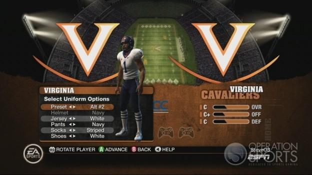 NCAA Football 10 Screenshot #98 for Xbox 360
