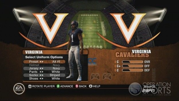 NCAA Football 10 Screenshot #99 for Xbox 360