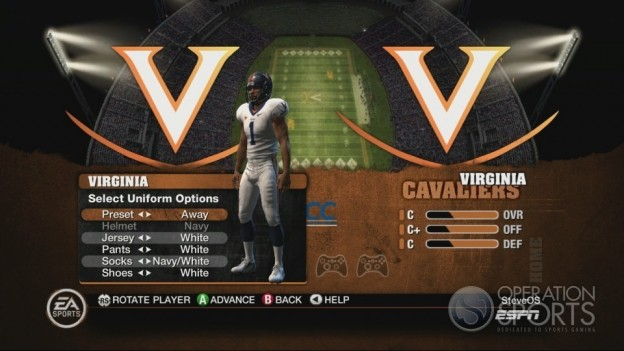 NCAA Football 10 Screenshot #100 for Xbox 360