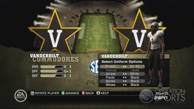 NCAA Football 10 Screenshot #101 for Xbox 360