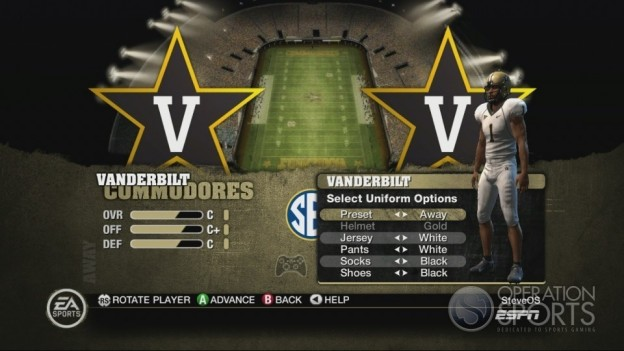 NCAA Football 10 Screenshot #103 for Xbox 360