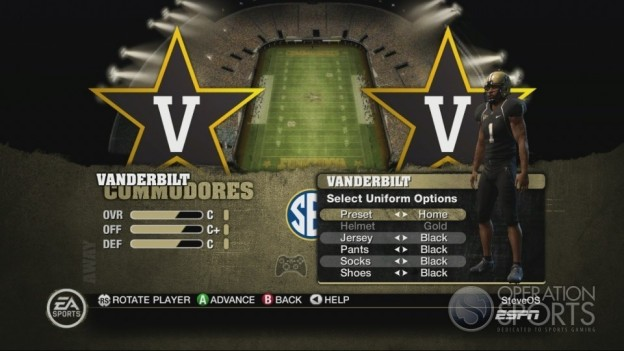NCAA Football 10 Screenshot #104 for Xbox 360