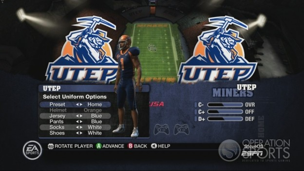 NCAA Football 10 Screenshot #105 for Xbox 360