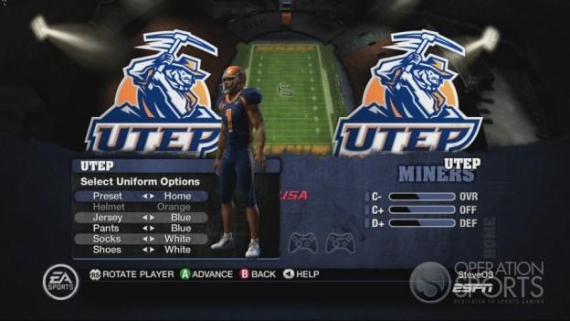 NCAA Football 10 Screenshot #105 for Xbox 360