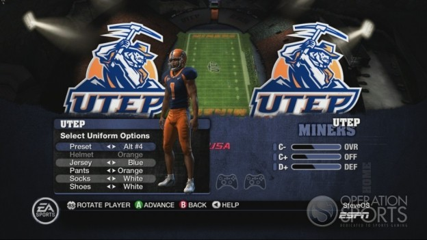 NCAA Football 10 Screenshot #106 for Xbox 360