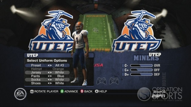 NCAA Football 10 Screenshot #107 for Xbox 360