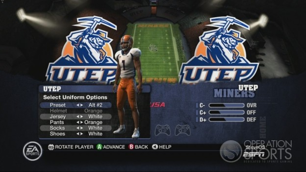 NCAA Football 10 Screenshot #108 for Xbox 360