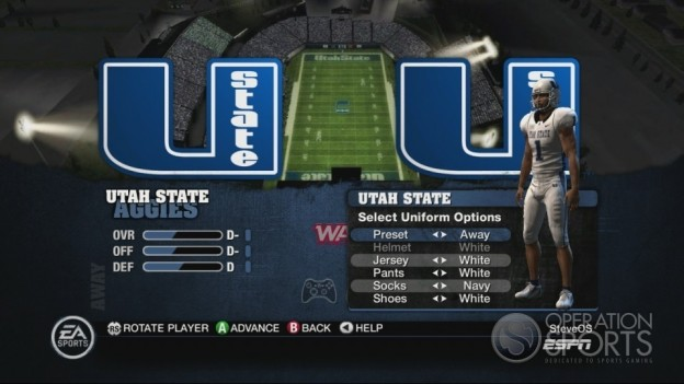 NCAA Football 10 Screenshot #111 for Xbox 360
