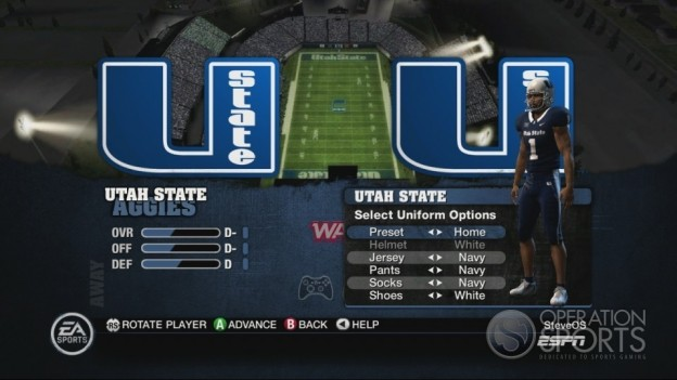 NCAA Football 10 Screenshot #112 for Xbox 360