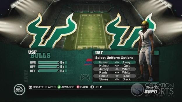 NCAA Football 10 Screenshot #119 for Xbox 360