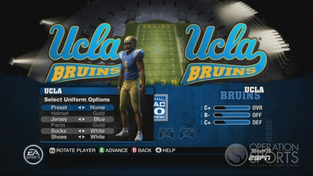 NCAA Football 10 Screenshot #131 for Xbox 360