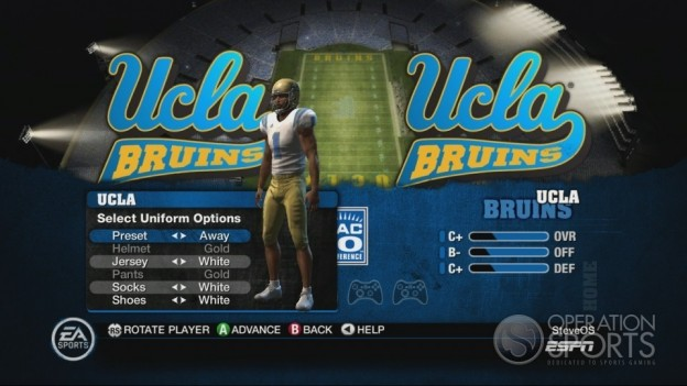 NCAA Football 10 Screenshot #132 for Xbox 360