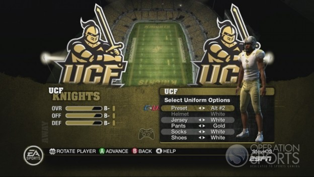 NCAA Football 10 Screenshot #133 for Xbox 360