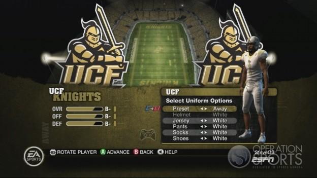 NCAA Football 10 Screenshot #135 for Xbox 360