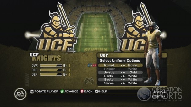 NCAA Football 10 Screenshot #136 for Xbox 360