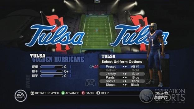 NCAA Football 10 Screenshot #139 for Xbox 360
