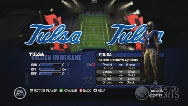 NCAA Football 10 Screenshot #141 for Xbox 360
