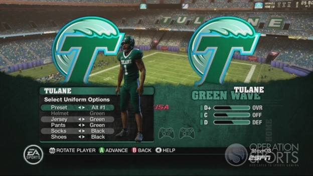 NCAA Football 10 Screenshot #144 for Xbox 360