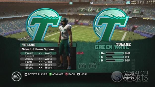 NCAA Football 10 Screenshot #145 for Xbox 360