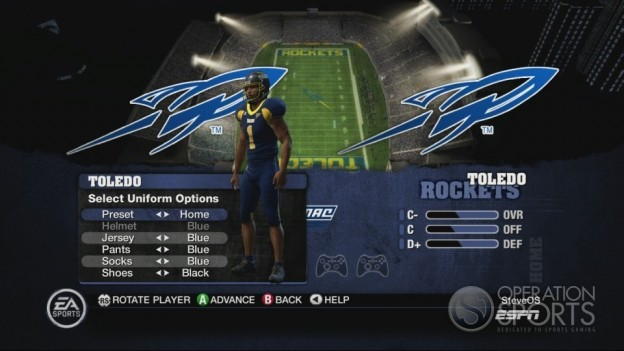NCAA Football 10 Screenshot #148 for Xbox 360