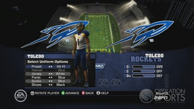 NCAA Football 10 Screenshot #149 for Xbox 360