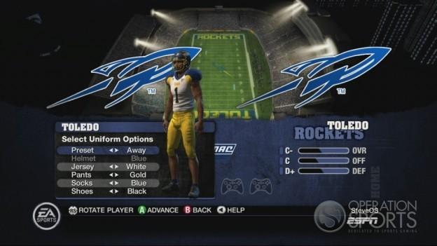 NCAA Football 10 Screenshot #150 for Xbox 360