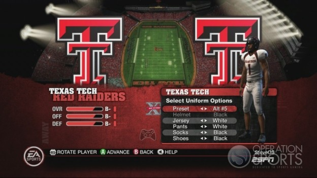 NCAA Football 10 Screenshot #152 for Xbox 360
