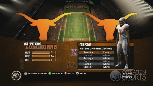 NCAA Football 10 Screenshot #163 for Xbox 360