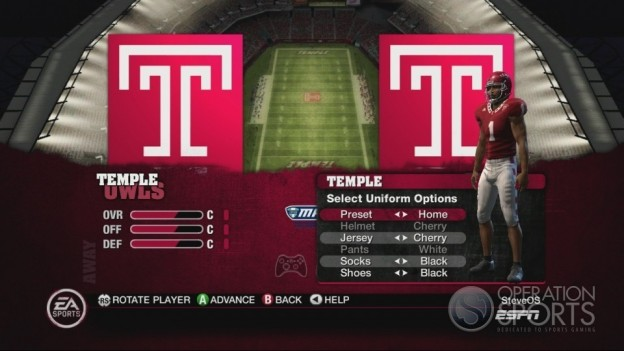 NCAA Football 10 Screenshot #170 for Xbox 360