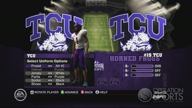 NCAA Football 10 Screenshot #172 for Xbox 360
