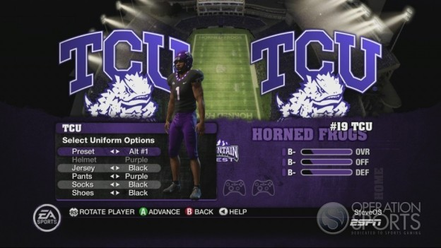 NCAA Football 10 Screenshot #173 for Xbox 360