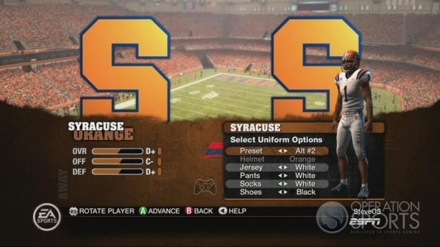 NCAA Football 10 Screenshot #176 for Xbox 360