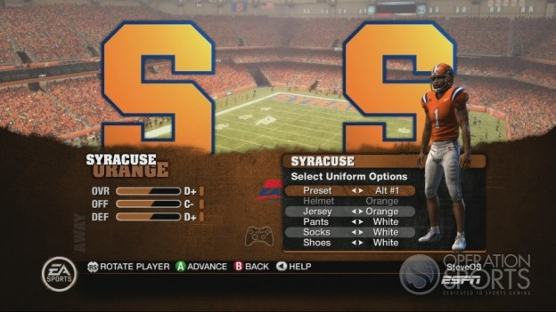 NCAA Football 10 Screenshot #177 for Xbox 360