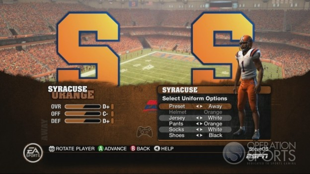 NCAA Football 10 Screenshot #178 for Xbox 360