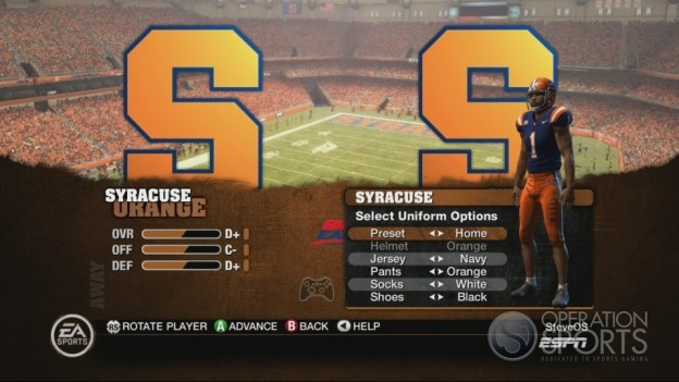 NCAA Football 10 Screenshot #179 for Xbox 360