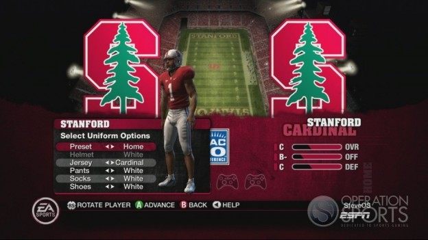 NCAA Football 10 Screenshot #180 for Xbox 360