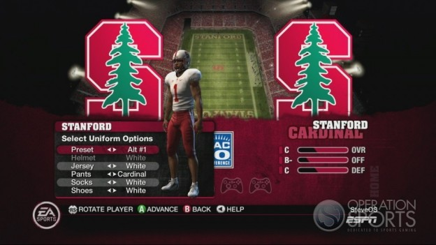 NCAA Football 10 Screenshot #181 for Xbox 360