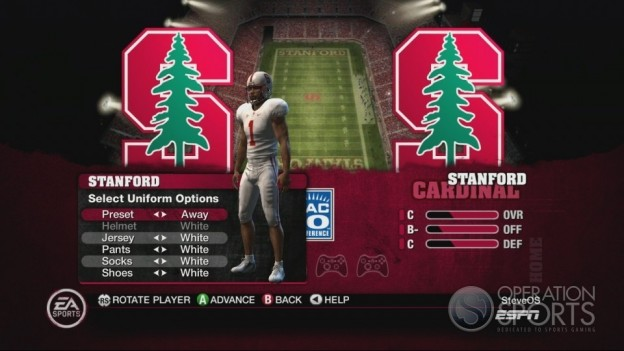 NCAA Football 10 Screenshot #182 for Xbox 360